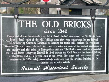 The Old Bricks